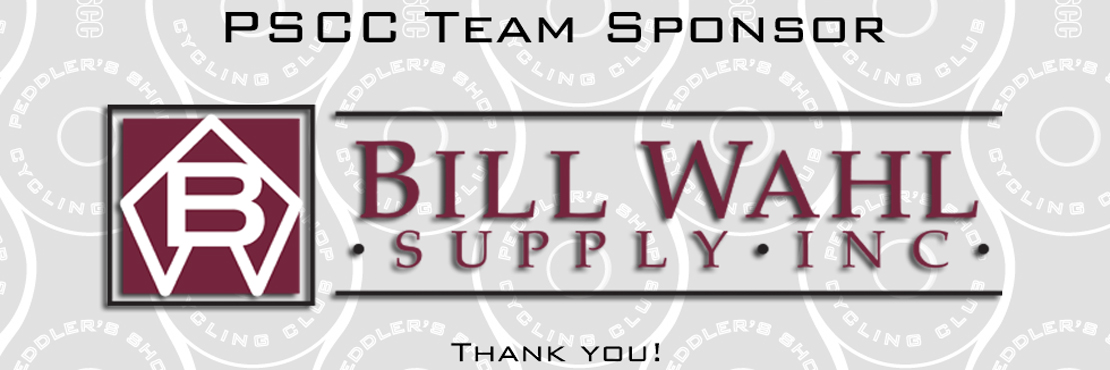 Thank You Bill Wahl Supply!