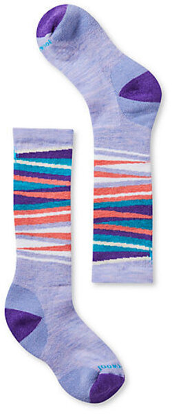 Smartwool Kid's Wintersport Stripe Socks
