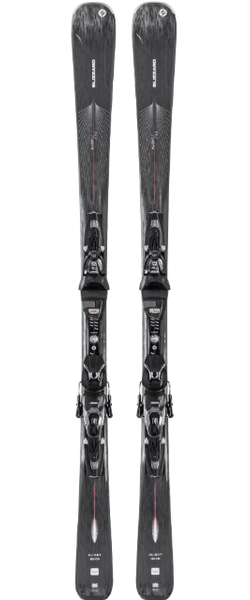Blizzard Alight 7.2 Women's Skis with Binding