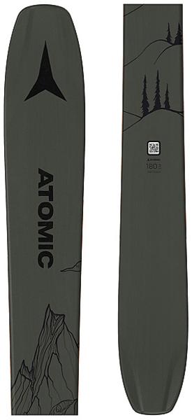Atomic Bent Chetler 100 Skis