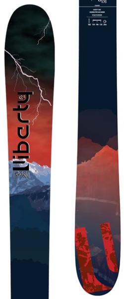 Liberty Origin 106 Skis
