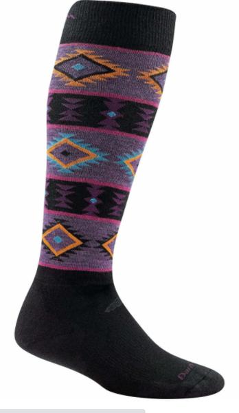 Darn Tough Taos Over-The-Calf Light Cushion Socks