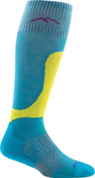 Darn Tough Fall Line Over-The-Calf Padded Light Cushion Socks