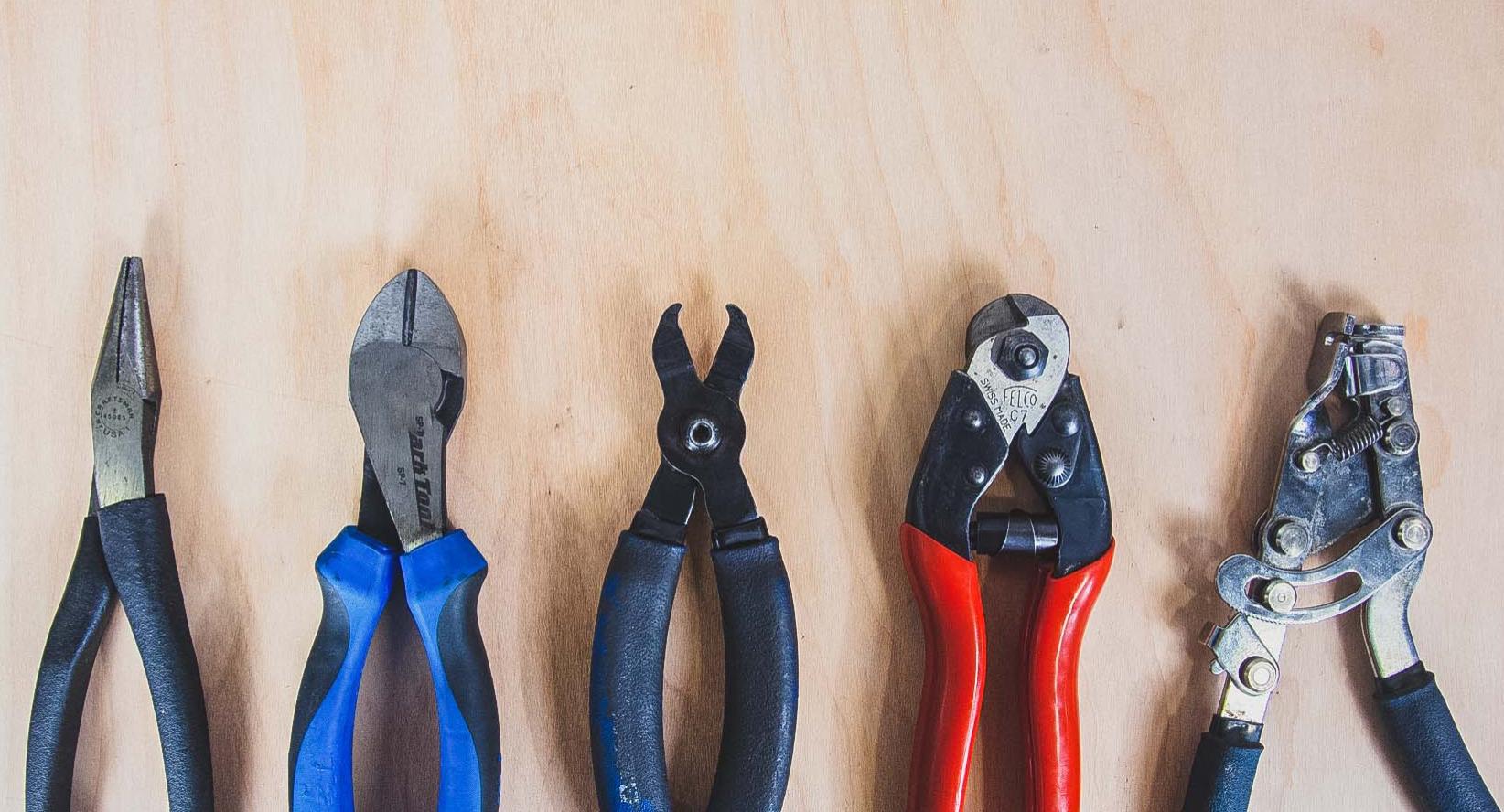 Mountain Bike Repair Tools
