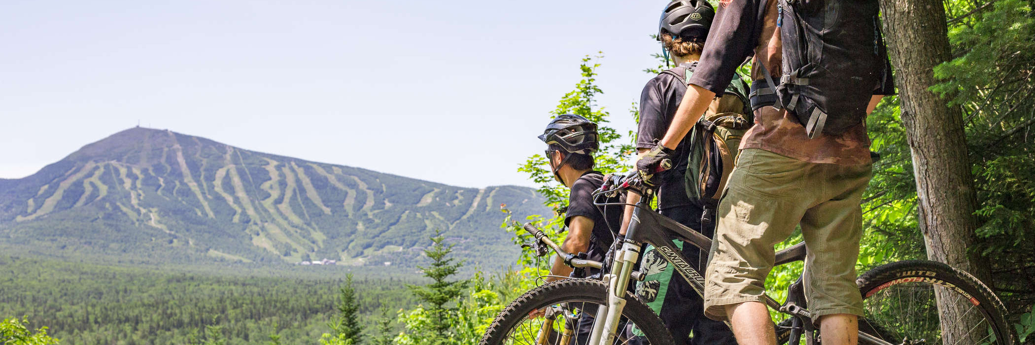 Carrabassett Valley Mountain Biking