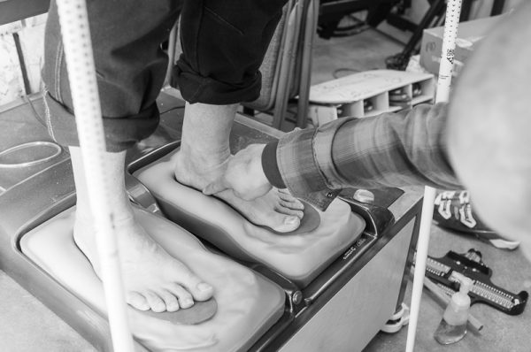 Custom Footbeds