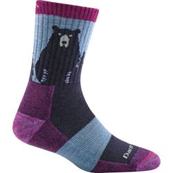 Darn Tough Bear Town Micro Crew Light Cushion Socks