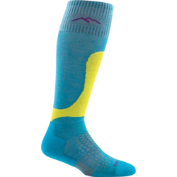 Darn Tough Fall Line Over-The-Calf Padded Light Cushion Socks