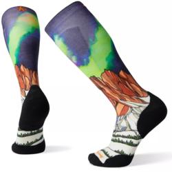 Smartwool PhD Ski Light Elite Homechetler Print Socks