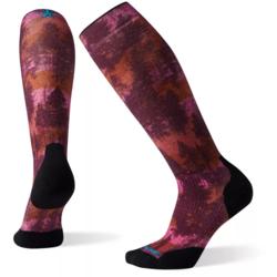 Smartwool Women's PhD Ski Light Elite Print Socks