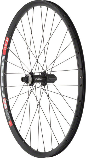 "DT Swiss QUALITY WHEELS MOUNTAIN DISC REAR WHEEL DT 533D DEORE M610 29"" 12MM X 142MM BLACK"