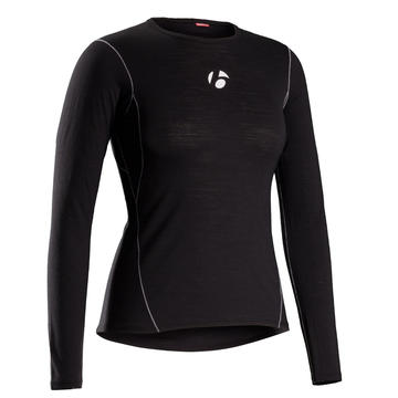 Bontrager BASELAYER BONTRAGER B2 LONG SLEEVE WOMEN'S BLACK