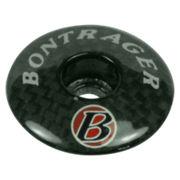 Bontrager BONTRAGER TOPCAP CARBON 1 1/8 BLK