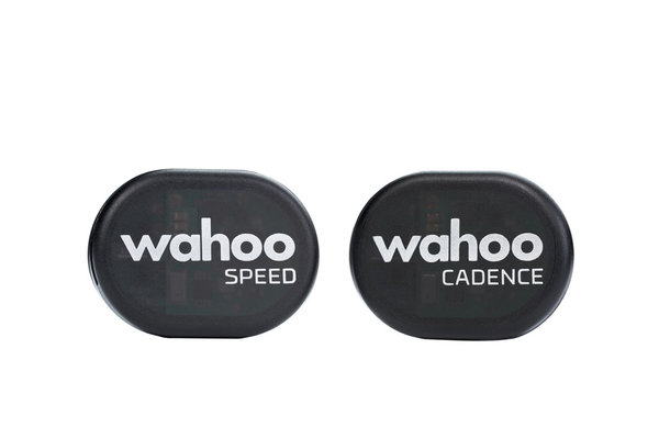 Wahoo RPM SPEED AND CADENCE SENSOR BUNDLE WITH BLUETOOTH/ANT+