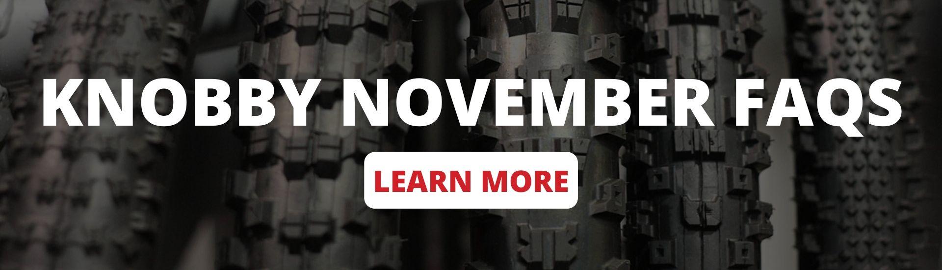 Knobby November