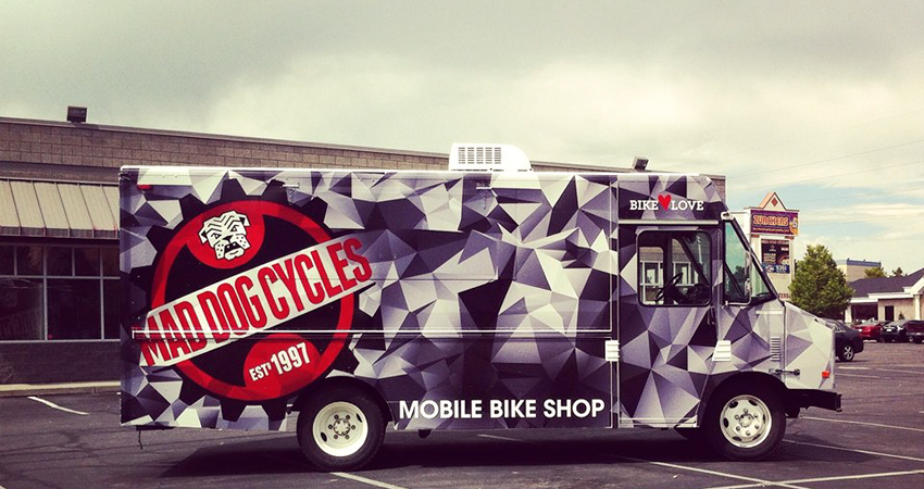 Mad Dog Cycles Mobile Bike Shop