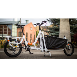 Yuba Electric SuperMarche Frontloader Cargo Bike