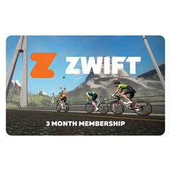 Zwift Membership Card