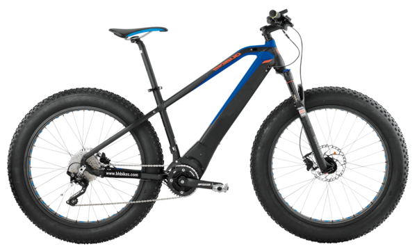 Emotion Bikes by BH Atom Big Bud Pro