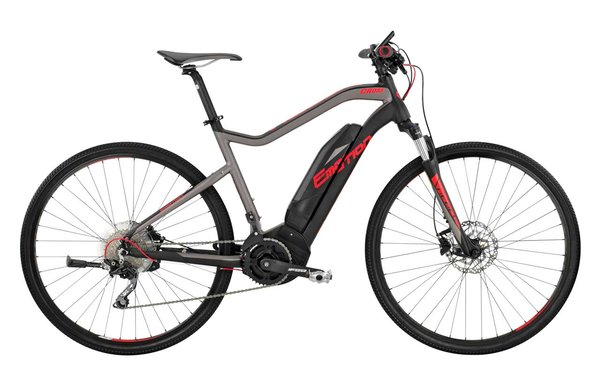 Emotion Bikes by BH Rebel Cross Lite PW
