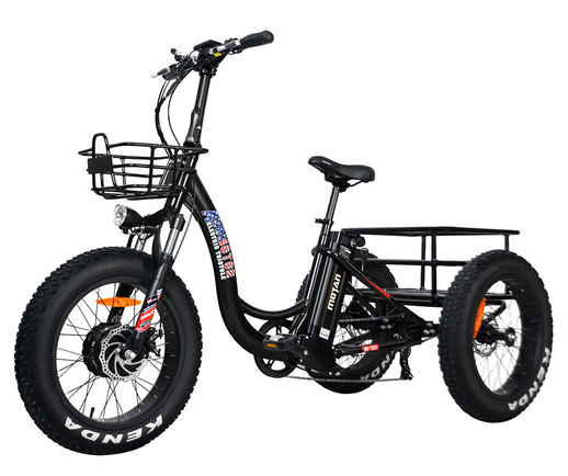 Addmotor MOTAN Electric Trike 500W