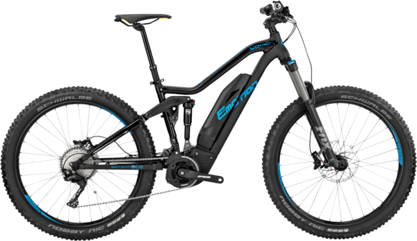 "Emotion Bikes by BH Rebel Lynx 5.5 27.5"" + PW-X"