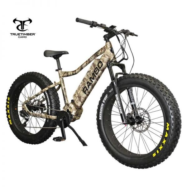 Rambo Bikes R1000XP G3 True Timber Camo