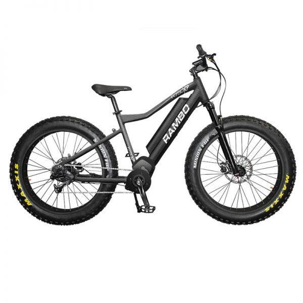 Rambo Bikes R750XP G3 Carbon