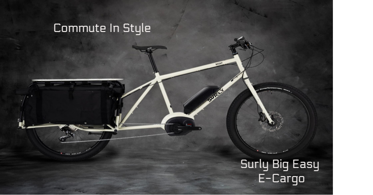 Outback Bikes Is A Stocking Surly Dealer