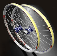 Hadley Custom Wheels & Wheelsets