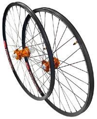 Chris King Mango ISO Disc Custom Wheelset