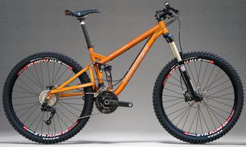 """Turner Bikes Burner 27.5"""" / 650b Mountain Bike"""