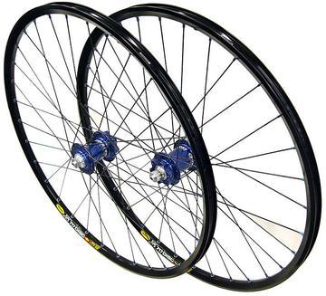 """Chris King ISO Disc Mavic 717 Disc 26"""" Wheelset Builder"""