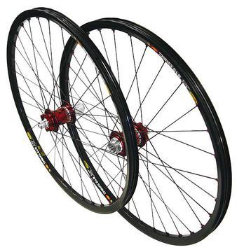 """Chris King ISO Disc Mavic 819 Disc 26"""" Wheelset Builder"""