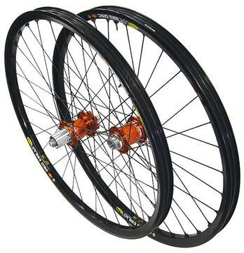 """Chris King ISO Disc Mavic 823 Disc 26"""" Wheelset Builder"""