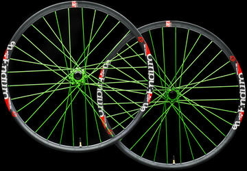 Industry Nine Torch Ultralight 24 Hole 29er Custom Wheelset
