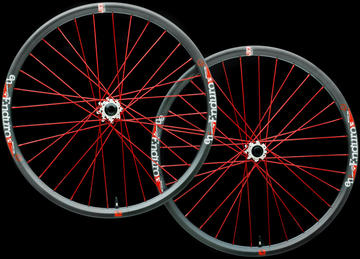 "Industry Nine Torch Trail 32 Hole 26"" Custom Wheelset"