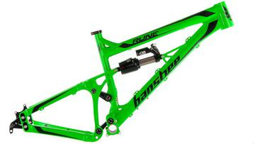 "Banshee Rune V2 26"" & 650b Mountain Bike Frame"