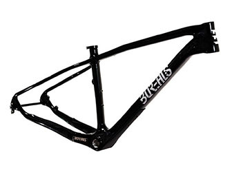 Borealis Echo Fat Bike Frame