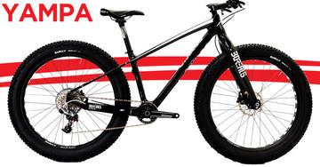 Borealis YAMPA X0X9 Fat Bike