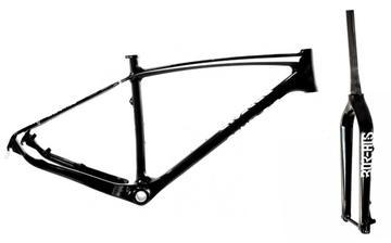 Borealis YAMPA Fat Bike Frame + Fork