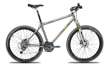 Dean Colonel Hardtail (XTR Kit)