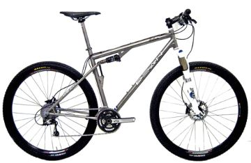Dean Duke Softail 29er (XT Kit)