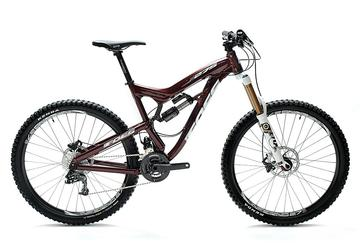 Foes Racing F275 3:1 Mountain Bike w/ Shimano SLX Kit