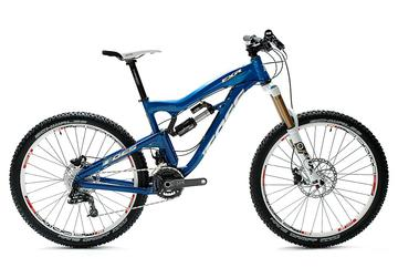 Foes Racing 2.3:1 FXR Mountain Bike w/ Shimano XT Build Kit