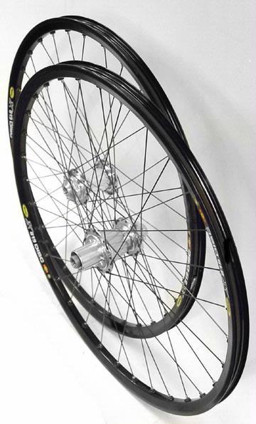 Industry Nine 15mm Wheelsets w/ Mavic 819 Rims