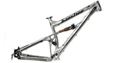 Banshee Prime 29er Frame