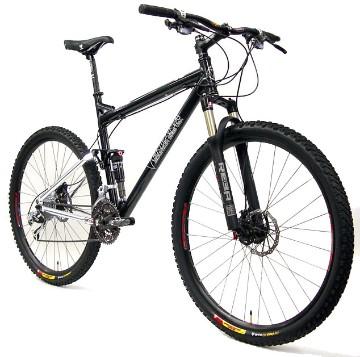 Ventana El Rey 29er w/ SRAM 29er Kit