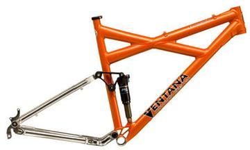Ventana El Capitan 29er w/ SRAM 29er Kit