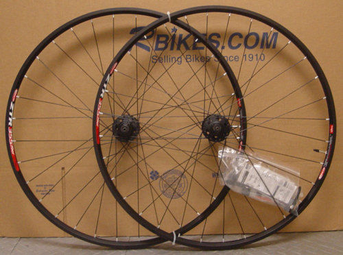 "Shimano XT Disc Custom 26"", 29er & 650b Wheelset Builder"